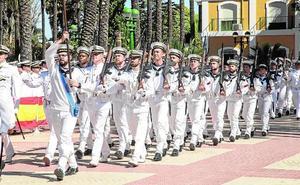 La base naval se reforzará con dos nuevos patrulleros de altura a partir de septiembre