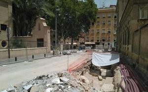Huermur denuncia la «falta de transparencia» en las obras de Alfonso X