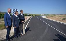 La carretera Yecla-Fuente Álamo se amplía con un nuevo carril