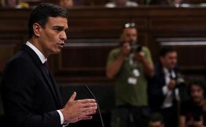Pedro Sánchez anuncia una ley para prohibir futuras amnistías fiscales