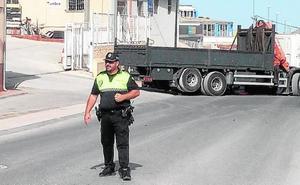 Dos motoristas fallecen en accidentes en Murcia y Mula en una jornada negra