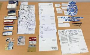 Detenido un falsificador de recetas médicas que elaboraba 'la droga de los pobres' en Murcia