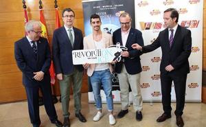 Javier Fernández presenta en Murcia su 'Revolución sobre Hielo'