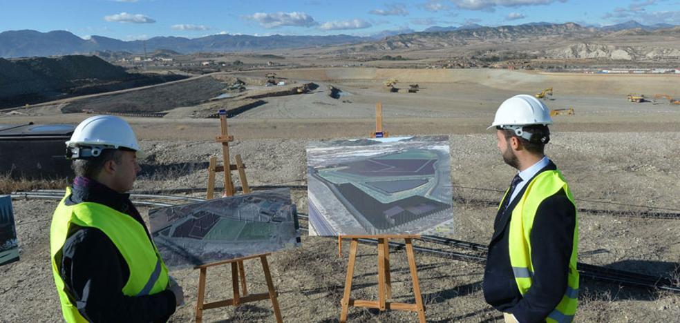 Las obras de la futura base logística de la empresa de limpieza se iniciarán en agosto