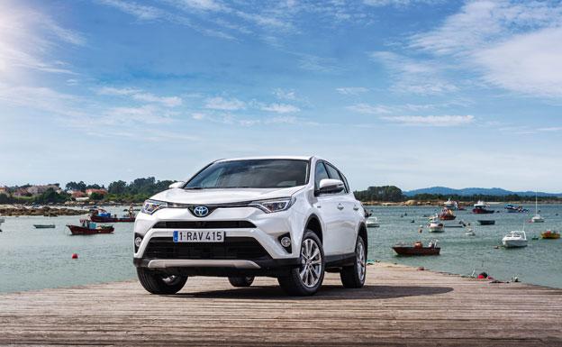 Toyota lanza ofertas especiales para el RAV4 y el Yaris durante julio