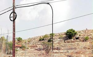 Un robo de cable deja sin teléfono fijo a Galifa y a parte de Canteras