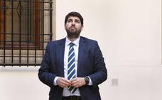 López Miras denuncia «desviaciones» de dinero de infraestructuras a Cataluña y Andalucía
