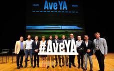 La Murcia que quiere el AVE ya alza la voz