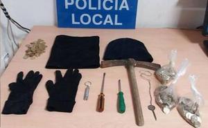 Detenido por dos robos en menos de 48 horas en Cieza