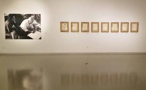 El Muram retrata la amistad entre Picasso y Cela a través de cartas, fotografías y obras
