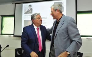 Agustín Navarrete deja la presidencia de la AECC de Murcia a Molina Boix