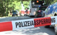Diez heridos en un ataque con cuchillo en un autobús en Alemania