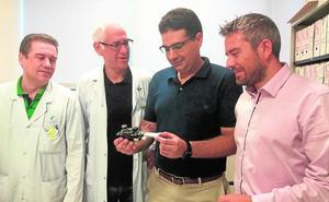 La UPCT y el Santa Lucía innovan con un método de vigilancia radiológica