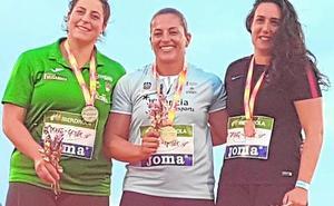 Úrsula agranda su leyenda y Sergio López bate el récord sub 20