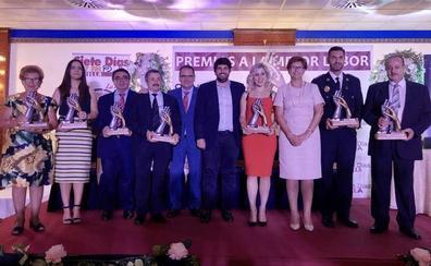 Siete Días entrega sus premios a los jumillanos más destacados