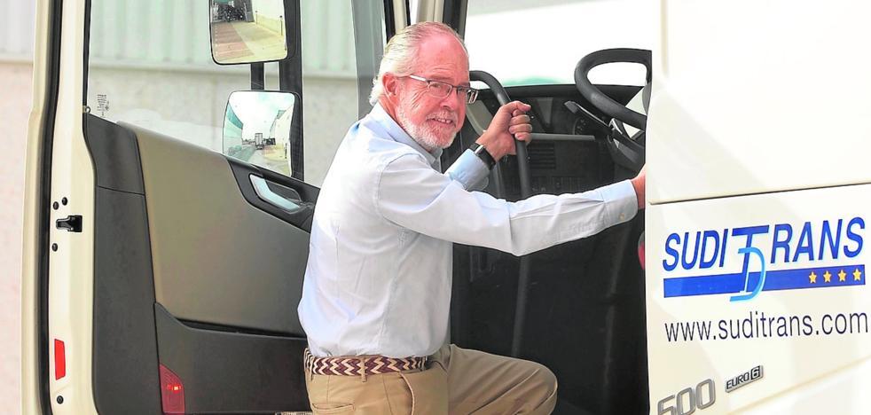 Patronal murciana del transporte: «Vamos a hacer un cese de actividad»