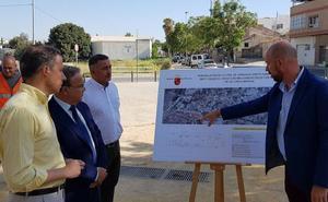 El Gobierno regional destinará 1,8 millones a la reforma de la carretera que une Lorca y Caravaca