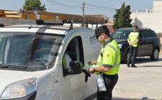 Las vías de la Región registraron el año pasado 163 accidentes de furgonetas con víctimas