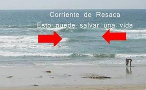 Los consejos de la Guardia Civil que pueden salvarte la vida en la playa