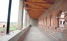 El monasterio de San Ginés sufre asaltos y actos de vandalismo
