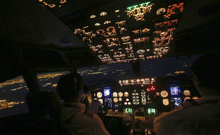 Así es el transporte aéreo de mercancías