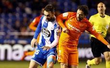Albacete - Dépor y Lugo - Málaga, platos fuertes de la primera jornada