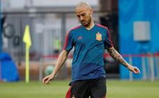 Silva seguirá siendo «uno más» en la selección