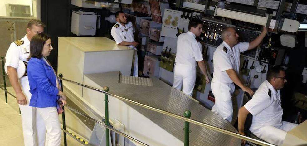 Defensa ultima la orden para aumentar en 1.700 millones de euros el presupuesto para los submarinos S-80