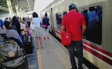 Los trenes vuelven a circular con Madrid tras un accidente
