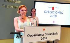 Martínez-Cachá remarca que los criterios de las oposiciones «eran públicos y estaban clarísimos»
