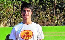 Alcaraz: «Mi única motivación es superarme a mí mismo»