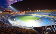 El estadio de Tánger, sin luz por impagos a dos semanas de la Supercopa
