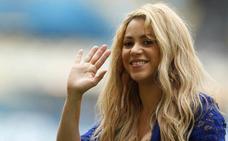 Shakira se lleva un buen susto durante un vuelo en su avión privado