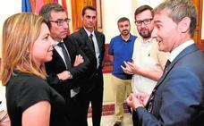 Los parques de Murcia tendrán pictogramas adaptados para niños con TEA gracias a la Cátedra de Autismo Obra Social 'la Caixa'