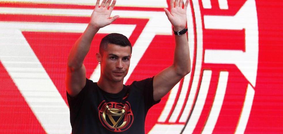 Cristiano Ronaldo pacta con la Fiscalía tras asumir un fraude fiscal de 5,7 millones