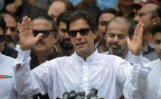 Imran Khan gana las elecciones de Pakistán