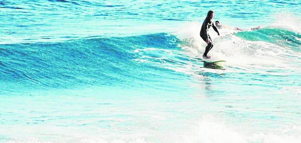 Aprender a cabalgar las olas