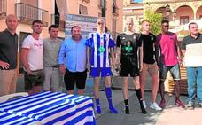 Nuevas camisetas para el Lorca Deportiva