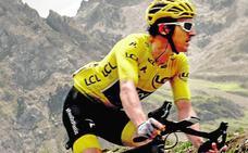 Landa y Roglic le echan valor al Tour de Thomas