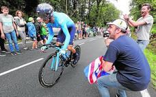 Valverde confirma que irá a la Vuelta