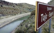 El PSOE garantiza el envío de agua a la Región hasta la finalización del año hidrológico