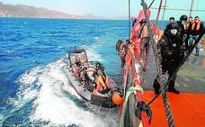 El Instituto Hespérides entrena a la Armada