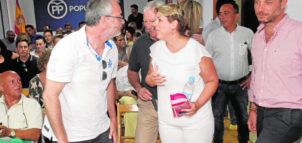 Arroyo pone a punto la alternativa del PP a Castejón y Segado afirma que su partido gana peso