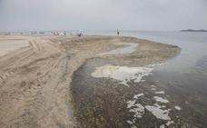 Un estudio defiende la extracción de aguas subterráneas para salvaguardar el Mar Menor