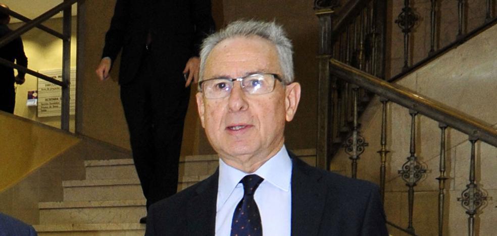 El Ministerio destituye a Ródenas al frente de la Confederación Hidrográfica