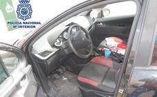Cuatro detenidos por robos en el interior de vehículos en Molina