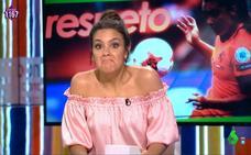 Cristina Pedroche explota contra los comentarios machistas de Luis Rubiales