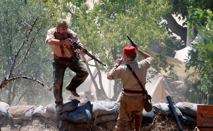 Otra vez la Batalla del Ebro