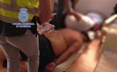 Diez detenidos por desvalijar viviendas de la Región con el método del resbalón