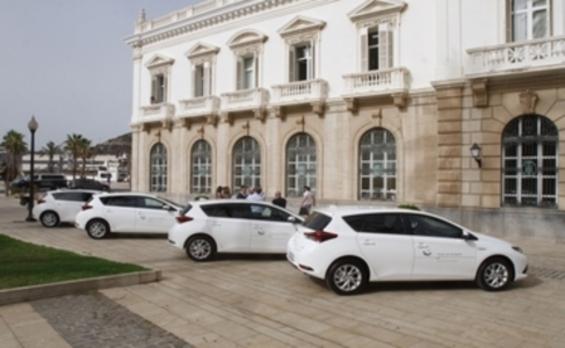 Cartagena combate la contaminación en el puerto gracias a Labasa Toyota